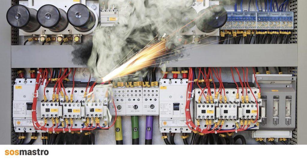errori elettrici